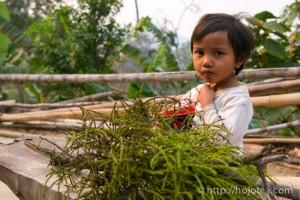 Bulang girl