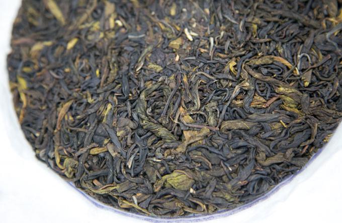Myanmar Border Wild Pu-erh Tea